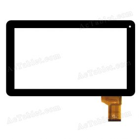F0577 Digitizer Glass Touch Screen Replacement for 10.1 Inch MID Tablet PC