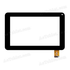 FM703601KC Digitizer Glass Touch Screen Replacement for 7 Inch MID Tablet PC