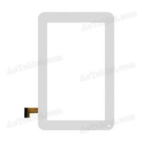 10112-0A4945E Digitizer Glass Touch Screen Replacement for 7 Inch MID Tablet PC