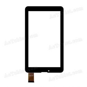 Digitizer Touch Screen Replacement for Aoson M701TG MTK8312 Dual Core 7 Inch Tablet PC