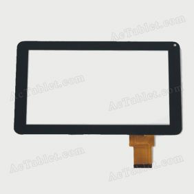 XC-PG0900-003-A1 Digitizer Glass Touch Screen Replacement for 9 Inch MID Tablet PC