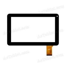 FM902101KA Digitizer Glass Touch Screen Replacement for 9 Inch MID Tablet PC