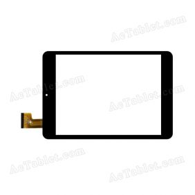 TPC1288 VER1.0 Digitizer Glass Touch Screen Replacement for Android Tablet PC