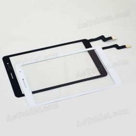 F-WGJ80113-V2 Digitizer Glass Touch Screen Replacement for 8 Inch MID Tablet PC