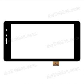 RS7F299D_V2.0 Digitizer Glass Touch Screen Replacement for 7 Inch MID Tablet PC
