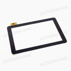 TOPSUN_F0018_A2 Digitizer Glass Touch Screen Replacement for 10.1 Inch MID Tablet PC