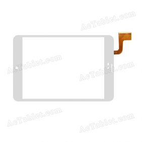 FPCA-79A13-V03 Digitizer Glass Touch Screen Replacement for 7.9 Inch MID Tablet PC