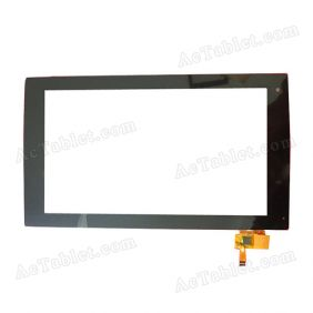 F0854 Digitizer Glass Touch Screen Replacement for 10.1 Inch MID Tablet PC