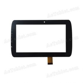 RP-254A-7.0-FPC-01 Digitizer Glass Touch Screen Replacement for 7 Inch MID Tablet PC