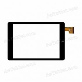 TPC1288 Digitizer Glass Touch Screen Replacement for 8 Inch MID Tablet PC