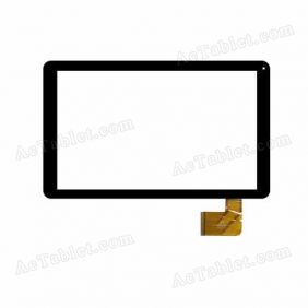 FPC-FC101J108(M117)-00 Digitizer Glass Touch Screen Replacement for 10.1 Inch MID Tablet PC