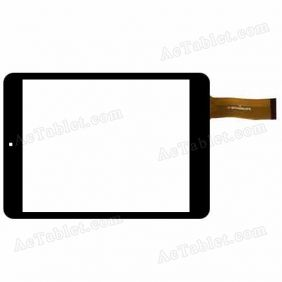 NJG78009AEGOB-V1 Digitizer Glass Touch Screen Replacement for 7.9 Inch MID Tablet PC