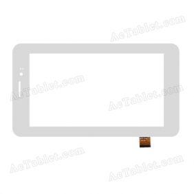 DH0603A1-V03 Digitizer Glass Touch Screen Replacement for 7 Inch MID Tablet PC