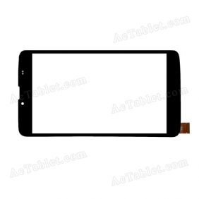 F-WGJ70652-V1 Digitizer Glass Touch Screen Replacement for 7 Inch MID Tablet PC