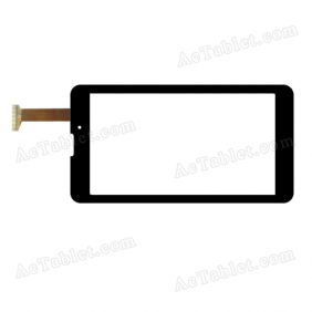 XCL-S60002A-FPC3.0 Digitizer Glass Touch Screen Replacement for Android Tablet PC