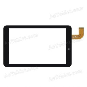 YLD-CEG8387-FPC-A1 Digitizer Glass Touch Screen Replacement for 7.9 Inch MID Tablet PC