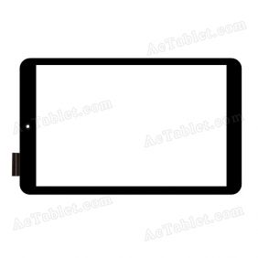PB80JG9461-R2 Digitizer Glass Touch Screen Replacement for 8 Inch MID Tablet PC