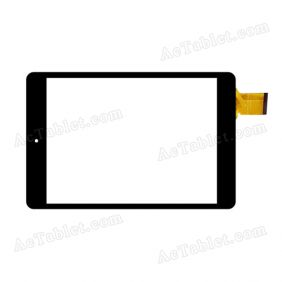 DH-0815A1-PG-FPC176 Digitizer Glass Touch Screen Replacement for 7.9 Inch MID Tablet PC