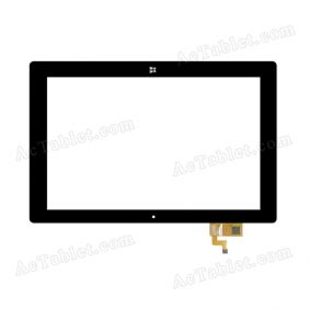 YDT1369-A2 Digitizer Glass Touch Screen Replacement for 10.1 Inch MID Tablet PC