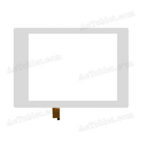 PB80GF2-1104 Digitizer Glass Touch Screen Replacement for 8 Inch MID Tablet PC