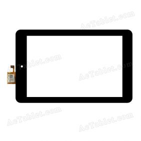 TTDR070014FPC-V1.0 Digitizer Glass Touch Screen Replacement for 7 Inch MID Tablet PC