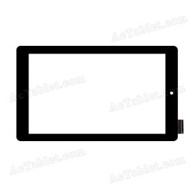 PB70JG1365 Digitizer Glass Touch Screen Replacement for 7 Inch MID Tablet PC