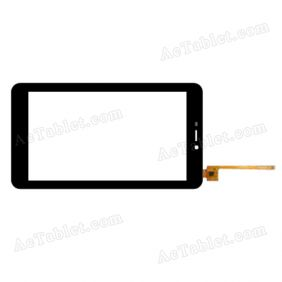 OPD-TPC0321 FPC Digitizer Glass Touch Screen Replacement for 7 Inch MID Tablet PC