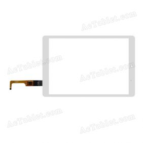OLM-097C0666-GG Digitizer Glass Touch Screen Replacement for 9.7 Inch MID Tablet PC