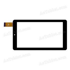 PB7OA8872 Digitizer Glass Touch Screen Replacement for 7 Inch MID Tablet PC
