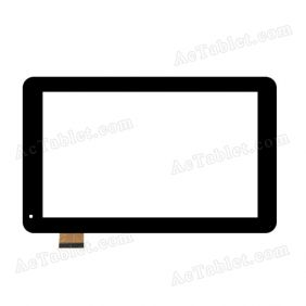 XC-PG0900-029B-A0-FPC Digitizer Glass Touch Screen Replacement for 9 Inch MID Tablet PC