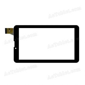 QCY 706 J Digitizer Glass Touch Screen Replacement for 7 Inch MID Tablet PC