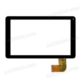 ZHC-0421B Digitizer Glass Touch Screen Replacement for 9 Inch MID Tablet PC