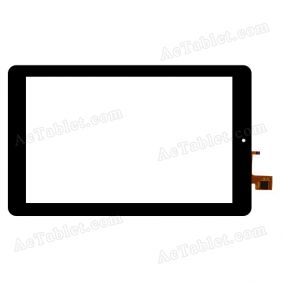 F-WGJ10251-V1 Digitizer Glass Touch Screen Replacement for 10.1 Inch MID Tablet PC