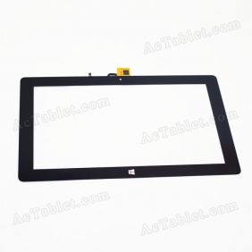 Touch Screen Replacement for Teclast X16HD WIFI Z3736F Quad Core 10.6 Inch Tablet PC