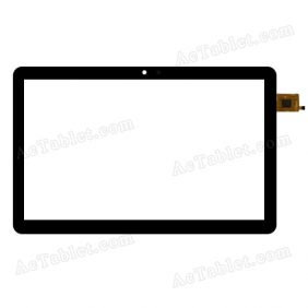F-WGJ10135-V3 Digitizer Glass Touch Screen Replacement for 10.1 Inch MID Tablet PC