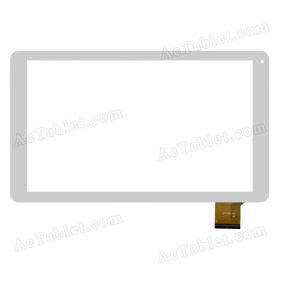 YDT1464-A0 Digitizer Glass Touch Screen Replacement for 10.1 Inch MID Tablet PC