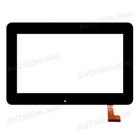 SG5362-FPC-V2 Digitizer Glass Touch Screen Replacement for 10.1 Inch MID Tablet PC