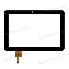 F-WGJ9008-V3 Digitizer Glass Touch Screen Replacement for 9 Inch MID Tablet PC