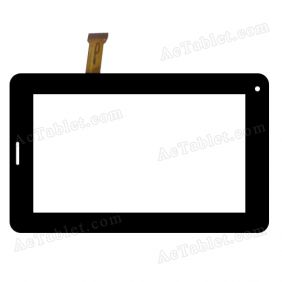 YL-CG013-FPC-A4 A2 A3 A1 Digitizer Glass Touch Screen Replacement for 7 Inch MID Tablet PC