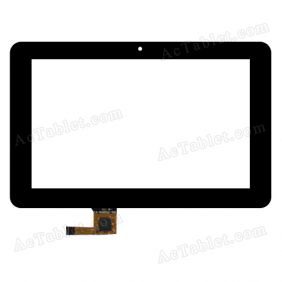 FPC-TP20911A-V2-K Digitizer Glass Touch Screen Replacement for 7 Inch MID Tablet PC