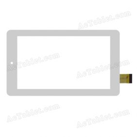 BL-1123 Digitizer Glass Touch Screen Replacement for 7 Inch MID Tablet PC