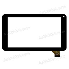 FPC-CY70S182-00 Digitizer Glass Touch Screen Replacement for 7 Inch MID Tablet PC