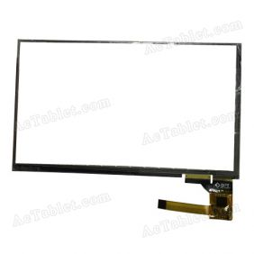 300-N3551H-A00_VER1.0 Digitizer Glass Touch Screen Replacement for 7 Inch MID Tablet PC