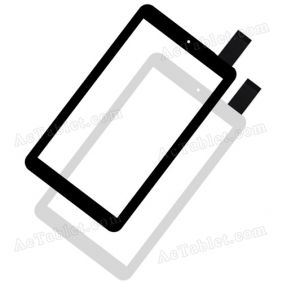 Digitizer Touch Screen Replacement for Trio Stealth G4 MST-741 7 Inch Tablet PC