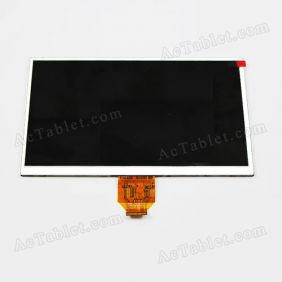 YH101IF40-A LCD Display Screen Replacement for 10.1 Inch Tablet PC