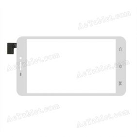 HS1331 VOMR590 Digitizer Glass Touch Screen Replacement for Android Phone