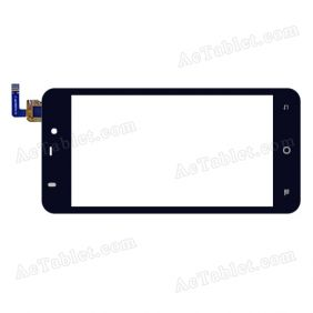 F-WGJ50076-V1 Digitizer Glass Touch Screen Replacement for Android Phone