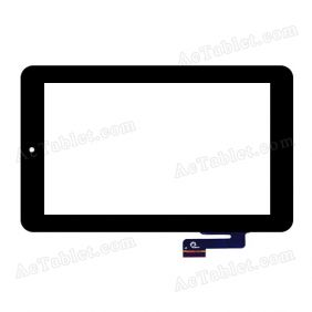 F0424 KDX Digitizer Glass Touch Screen Replacement for 7 Inch MID Tablet PC