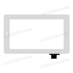 70286a1 Digitizer Glass Touch Screen Replacement for 7 Inch MID Tablet PC
