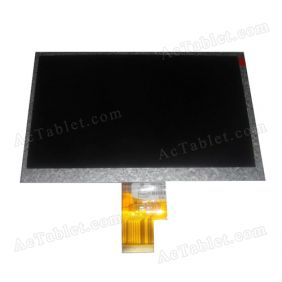 KR070LD8S Display Screen for 7 Inch Android Tablet PC